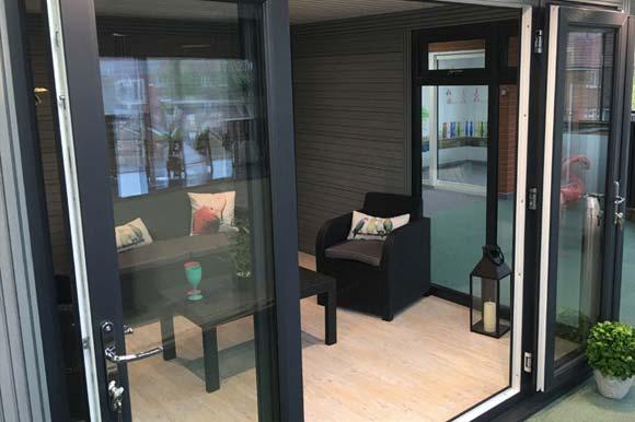 Timber Effect Garden Rooms Birmingham
