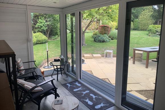 greenspace-living Garden Retreat cardiff