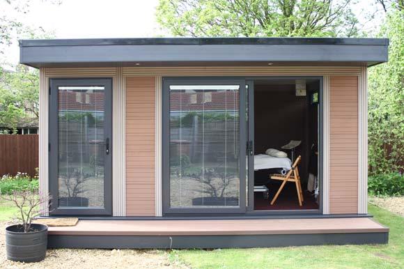 composite-garden-buildings Garden Retreat nottingham