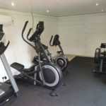 6mX3m Double Canopy Garden Gym Internal