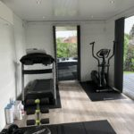 Gym Garden Room Design