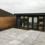 All Glass Front Garden Room
