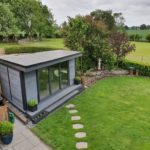 Bespoke Non Rectangle Garden Building