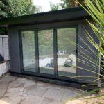 Bi Fold In Garden Room