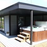 Canopy Hot Tub Shelter