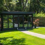 Composite Garden Building
