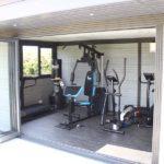 Composite Garden Gym