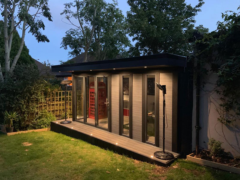 Low Maintenance Garden Rooms Enfield
