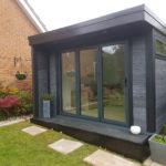 External Shot Of Garden Room