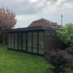 External Shot Of Nash Garden Room