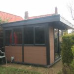 Fitted Windows Composite Garden Rooms