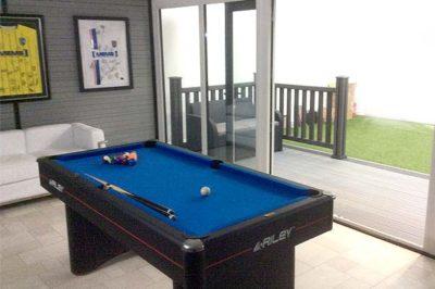 Garden Games Room