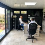 Garden Office Composite Garden Buildings