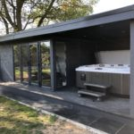 Garden Retreat With Double Canopy External
