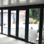 Garden Room Fitted With French Doors