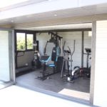 Garden Room Gym Northampton