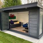 Garden Room In Cardiff