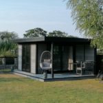 Garden Room In East Anglia