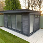 Grey Garden Room In Cardiff
