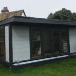 High Performance Composite Garden Buildings