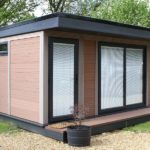 Highly Insulated Garden Rooms