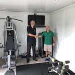 Home Gym Installation Happy Customer