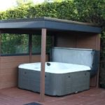 Hot Tub Retreat Garden Room