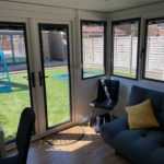 Internal Garden Room In Bedford