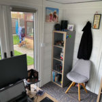 Internal Garden Room Office 1