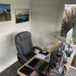 Internal Garden Room Office