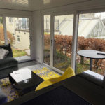 Internal Shot Garden Room With A View In Cheadle