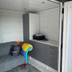 Internal Shot Of Hampton Outdoor Garden Room