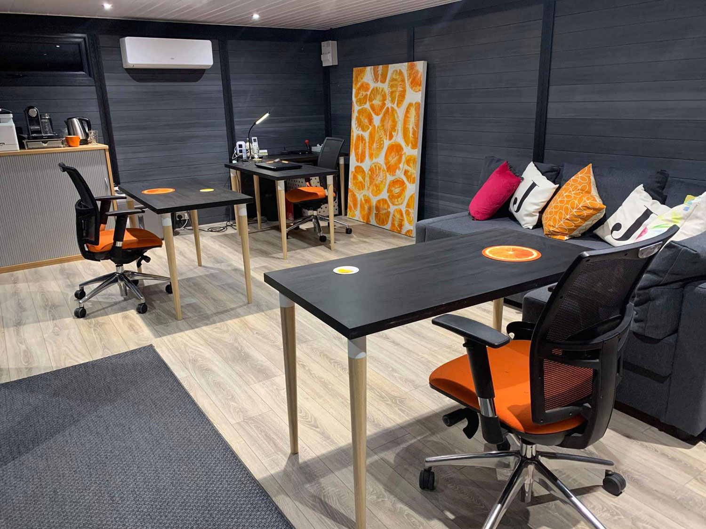 Large Garden Room For Office