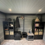 Light Grey Composite Garden Room 1