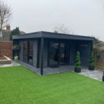Medium Sized Garden Room 2