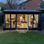 She Shed Garden Room