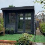 Skinny Garden Building