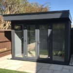 Small High Performance Garden Office