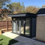 Small Low Maintenance Composite Garden Building