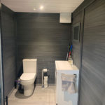 Toilet Area Of Garden Room Bar