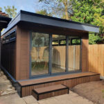 Walnut Garden Room Medium