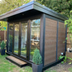 Walnut Garden Room Small