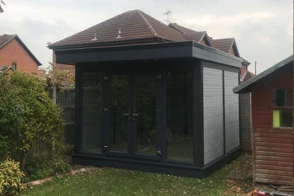 Composite Garden Offices