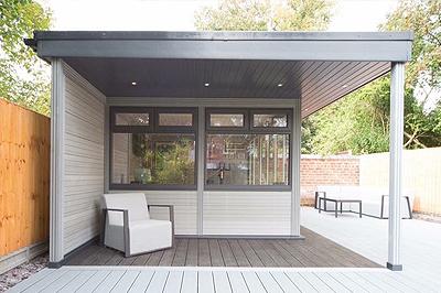 Looking for aquiet retreat, try our garden rooms