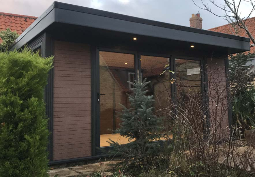 Composite Garden Rooms