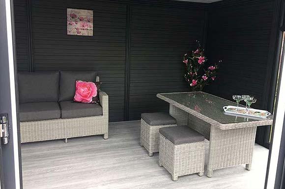 Relaxing Garden Studio Retreats