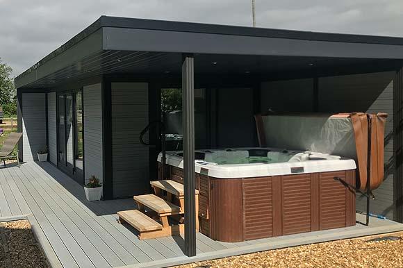 Home unique retreats contemporary garden rooms