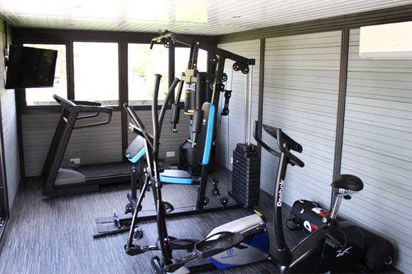 Garden Gym Retreat