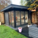 Garden Room In Peterborough, Job Complete