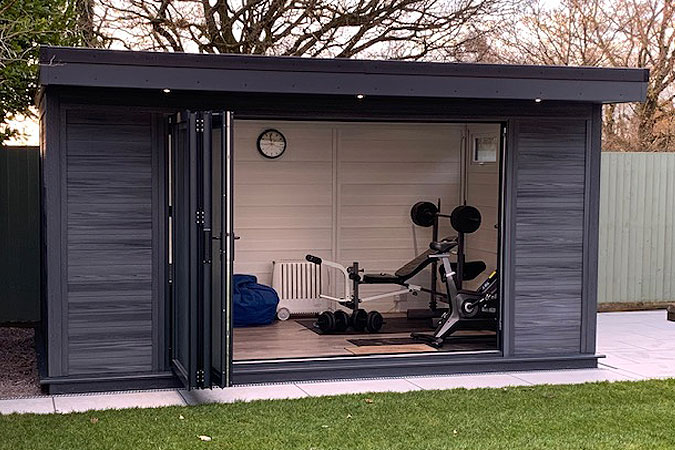 Garden Room Gym Workout Room At Home